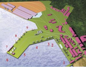 схема порта бердянск